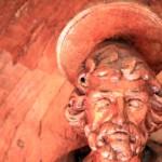 Statua lignea di San Simone