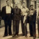 Belgio 1 agosto 1948 – emigranti in posa