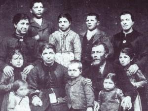 Fotografia Famiglia Pietro Copitz