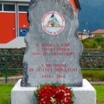 Paluzza - Il monumento dedicato ai Donatori