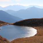 Veduta del Lago in settembre