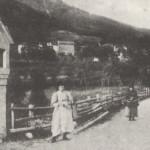 Veduta storica della zona di Cech