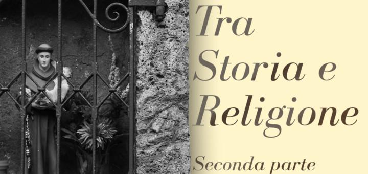 Storia e religione (seconda parte)