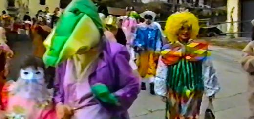 Sfilata Carnevale 95