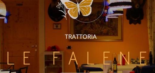 Sito web Trattoria Le Falene