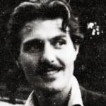 Un giovanissimo Enzo Plazzotta