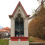 Ecco come appare l'ancona dopo il restauro del 1926