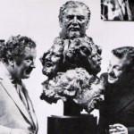 Enzo Plazzotta e Peter Ustinov