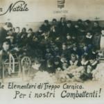 Natale '41 - Scuole elementari di Treppo Carnico