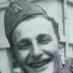 Aldo Moro in tenuta militare