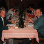 26 aprile 1994-Incontro conviviale con il Presidente ACDS Lino Muser