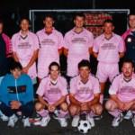 """9 agosto 1996-Squadra di Gleris vincente del """"Memorial Graziano Blanzan"""""""