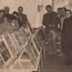 1987-Inaugurazione della mostra al Cristofoli