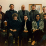 1987-Il nuovo Direttivo di Treppo Carnico