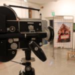L'area dedicata alle macchine per la fotografia e cinematografia.
