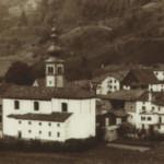 """1870 - Sul retro del Cristofoli si nota un'avanzata dell'edificio: questa era """"la sartorie"""""""