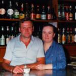 Anni '70 - I coniugi Novella e Antonino Craighero