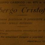 """1908 - Dalla """"Guida della Carnia"""" di Giovanni Marinelli"""