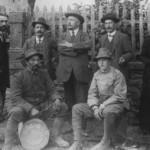 1915 - Con Matteo e Andrea Brunetti