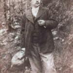 Un giovane Giulio Martinis