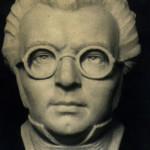 Scultura raffigurante Franz Schubert