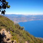Vista dalla cima del vulcano San Pedro a 3000slm
