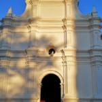 La chiesa di Sacapulas