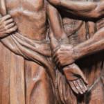 Gesù spogliato delle sue vesti